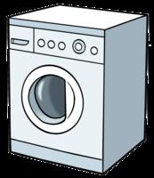 eine Waschmaschine